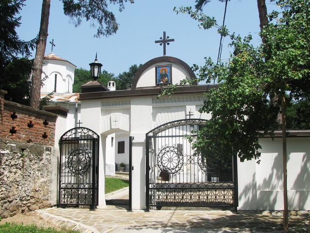 Монастырь Свети Роман